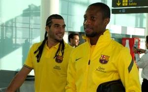 Zawodnicy już w Madrycie