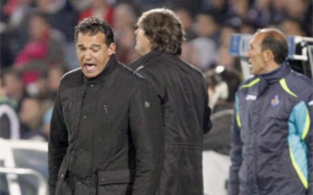 Luis García: Wygraliśmy z najlepszym zespołem świata