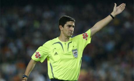 Poznaliśmy sędziego meczu Barça-Zaragoza