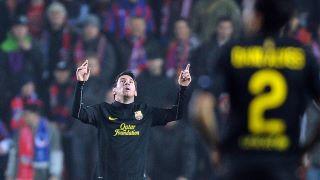 Bramki z meczu Viktoria – Barcelona