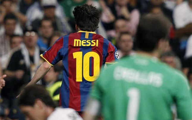 Casillas – ulubiona ofiara Messiego