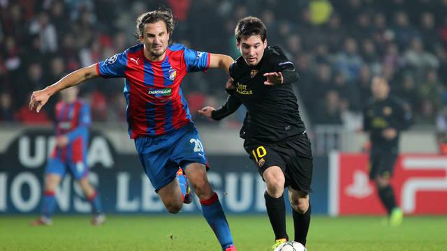 Messi z 5 golami najlepszy w Lidze Mistrzów