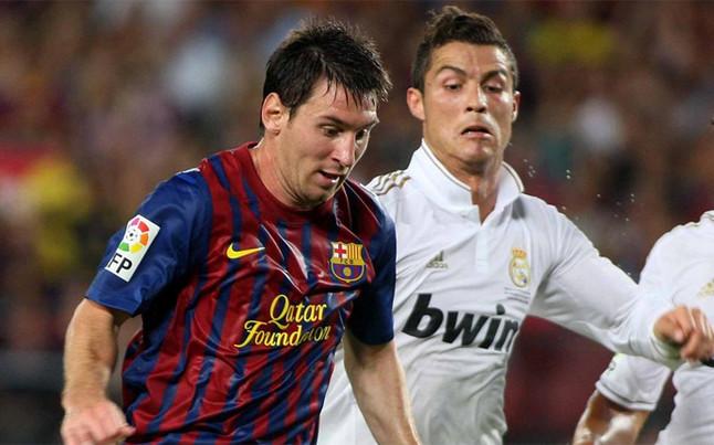 Cristiano: Messi i ja to jak Ferrari i Porsche