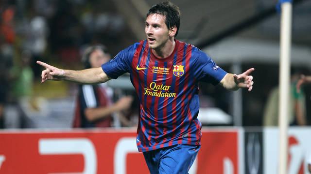 Messi znów wyróżniony