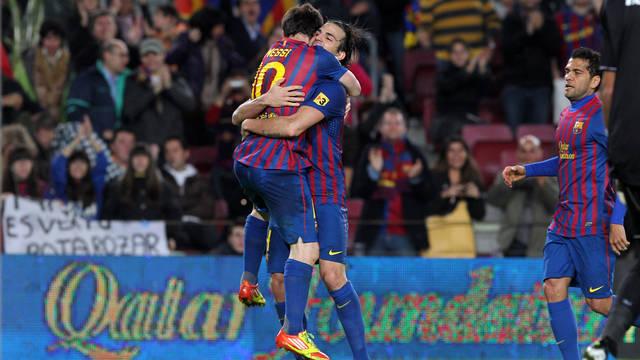 30 – 0 w La Liga na Camp Nou