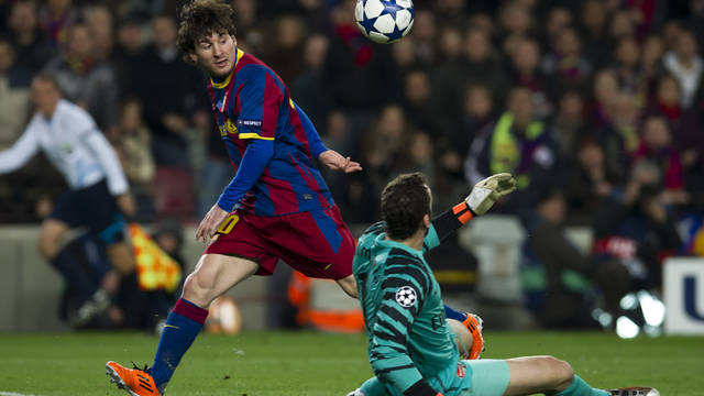 Messi nominowany do Nagrody Puskása