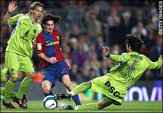Messi niczym Maradona