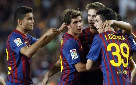 Chelsea będzie obserwowała młodych graczy Barçy
