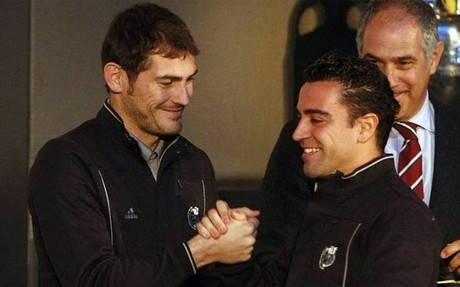 Xavi i Casillas odnoszą się z szacunkiem do Gran Derbi