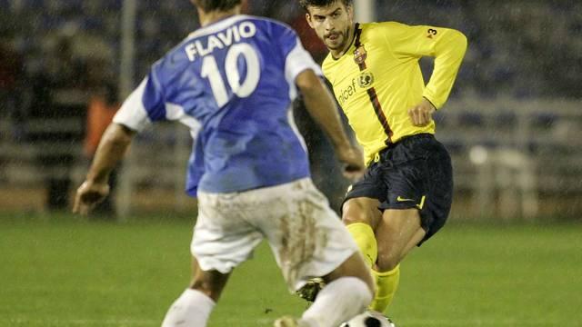 Kolejny mecz z zespołem z Segunda B