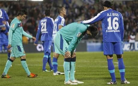 Getafe – Barça: najlepsze, najgorsze