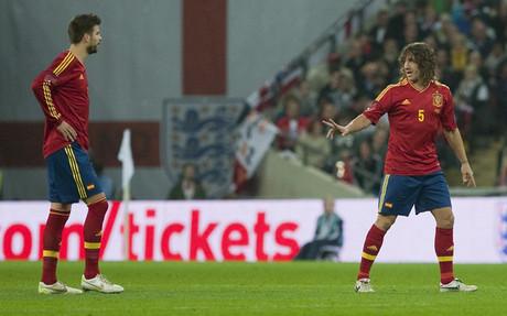 Ramos z Piqué tworzyli duet środkowych obrońców
