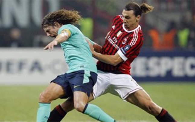 Anegdoty z meczu z Milanem