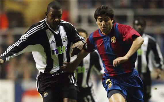 Riquelme: Jest Messi, ale nie ma zespołu