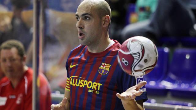 Alusport Barcelona 4 – 0 Club Futsal Eindhoven