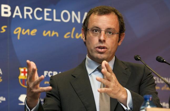Rosell: Mniej klubów w La Liga
