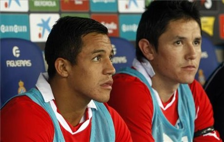 Sánchez nie zagrał z Urugwajem