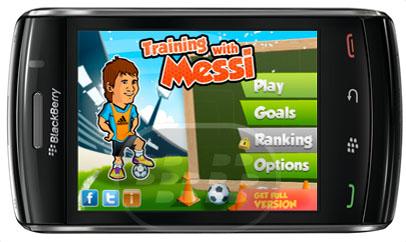 Ty też możesz trenować z Messim !