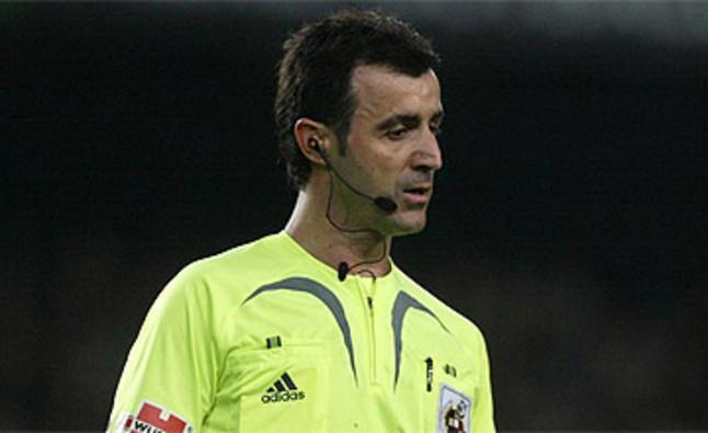 Znany sędzia meczu Barça – Rayo