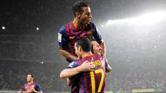 Trzy spotkania na Camp Nou