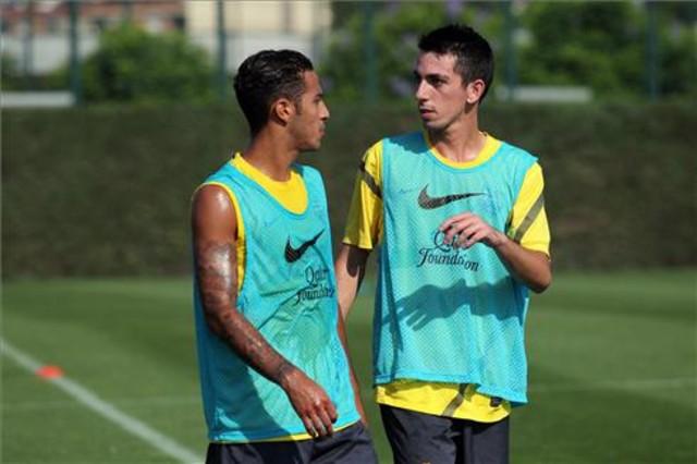 Sześciu piłkarzy Barcelony w kadrze U-21