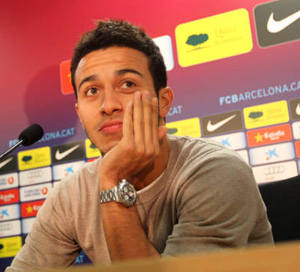 Konferencja prasowa Thiago