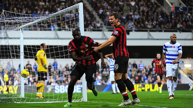 Zwycięstwo Man City, gol Yaya Toure