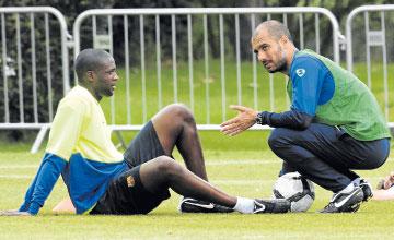 Yaya Toure: Mancini lepszy od Guardioli