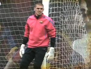 Valdés blisko rekordu – wideo