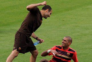 Valdés wzywa Guardiolę do podpisania kontraktu