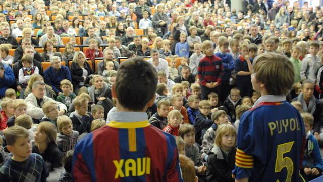 Wielki sukces FCB Escola de Varsòvia