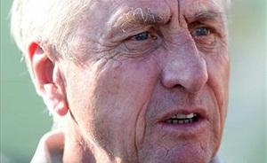 Cruyff: Zarząd nie chce mojej wiedzy, tylko mojego nazwiska