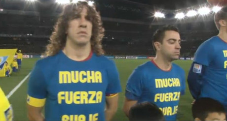 Piłkarze wspierają Villę