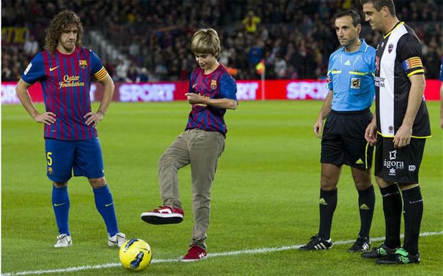 Ciekawostki z meczu z Levante