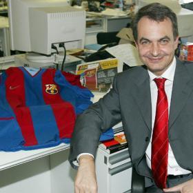 Zapatero: Barcelona to legendarny zespół