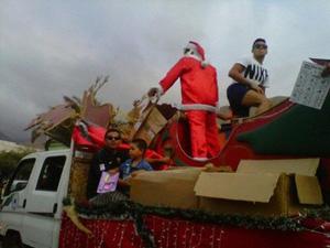Św. Mikołaj Alexis doprowadza do szału Tocopillę