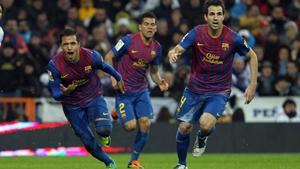 Alexis i Cesc – dobry start w Barcelonie