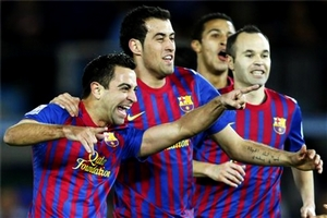 Santos – Barça: Najlepsze, najgorsze