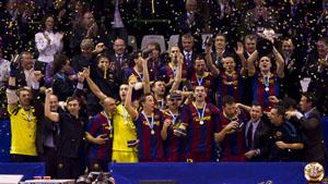 2011 najlepszym rokiem Barçy Alusport