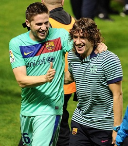 Puyol: Santos to nie tylko Neymar