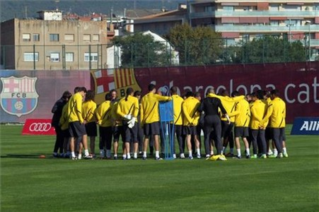 Cuenca, Rossel i Rodri trenowali z pierwszą drużyną