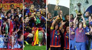 Barça najlepsza w XXI wieku
