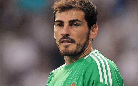 Casillas nie myśli o Barcelonie