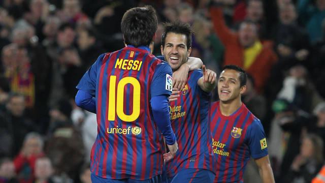 Messi z 17 golami w La Liga