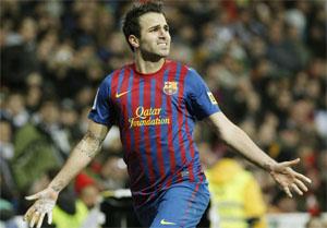 Cesc: Jeśli musiałbym odejść z Barcelony, to chciałbym wrócić do Arsenalu
