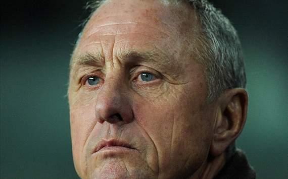 Cruyff: Barcelona wciąż przed Realem