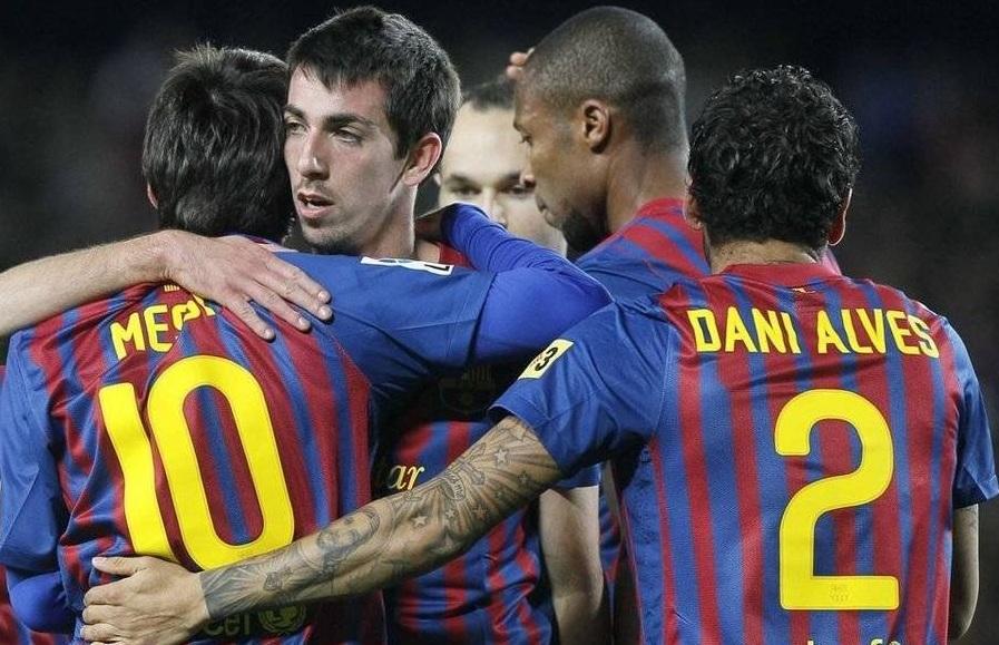 Brutalna statystyka Camp Nou