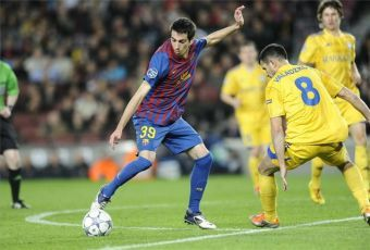 Barça – BATE: najlepsze, najgorsze
