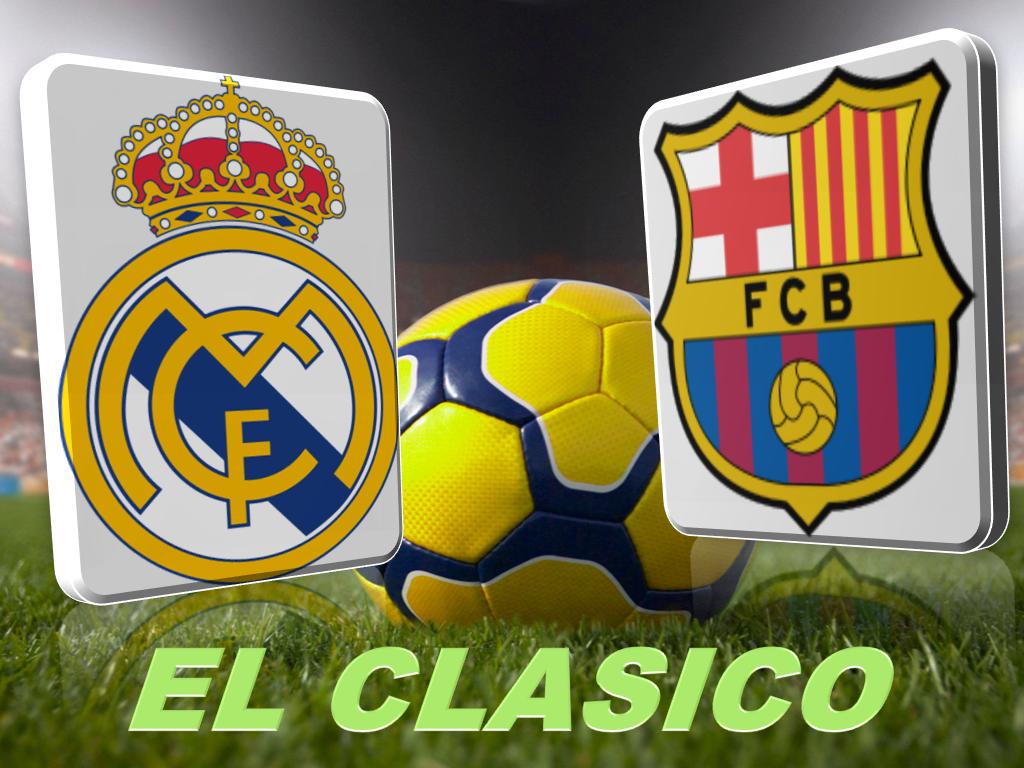 Do El Clásico … 3 dni!