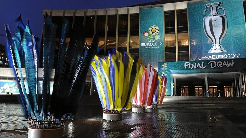 Losowanie grup UEFA EURO 2012